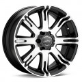 Диск American Racing AR708 (Machined w/Black Accent) 17x8.5/6-139 ET20