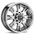 Диск American Racing AR708 (Bright PVD) 17x8.5/6-139 ET00