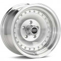 Диск American Racing AR61 Outlaw I (Silver Machined w/Clearcoat) 15x7/5-127 ET