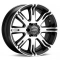 Диск American Racing AR708 (Machined w/Black Accent) 17x8.5/6-139 ET00