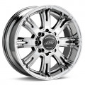 Диск American Racing AR708 (Bright PVD) 17x8.5/6-139 ET20