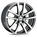 Диск ANDROS N1 (Machined w/Anthracite Accent) 17x7.5/5-110 ET42