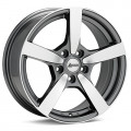 Диск ANDROS N2 (Machined w/Anthracite Accent) 17x7.5/5-108 ET42