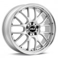 Диск ASA AR1 (Silver w/Machined Lip) 17x8/5-114 ET45