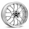 Диск ASA AR1 (Silver w/Machined Lip) 18x7.5/5-114 ET52