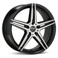 Диск Avarus AV12 (Machined w/Black Accent) 17x8/5-120 ET45