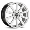 Диск Avarus AV10 (Machined w/Hyper Silver Accent) 20x8.5/5-114 ET35
