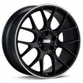 Диск BBS CH-R (Black w/Polished Stainless Lip) 19x8/5-120 ET40