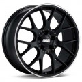 Диск BBS CH-R (Black w/Polished Stainless Lip) 19x8/5-114 ET38
