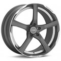 Диск BE by Breyton GTF2 (Gunmetal Painted) 17x8/5-114 ET45