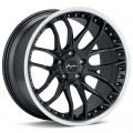 Диск Breyton Race GTP (Black w/Polished Lip) 20x8.5/5-120 ET35