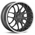 Диск Breyton Race GTP (Gunmetal w/Polished Lip) 20x8.5/5-120 ET35