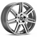 Диск Enkei Performance Aletta (Silver Machined w/Clearcoat) 17x7.5/5-114 ET45