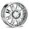 Диск Helo HE835 (Chrome Plated) 17x8/6-139 ET00