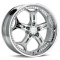 Диск Helo HE834 (Chrome Plated) 18x8/5-114 ET35