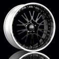 Диск O.Z. Racing Tuner System Botticelli III (Black w/Polished Lip) 19x8/5-114 ET48