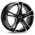 Диск O.Z. Adrenalina (Machined w/Satin Black Accent) 17x8/5-114 ET45