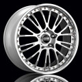 Диск O.Z. Racing Tuner System Botticelli III (Bright Sil w/Polished Lip) 19x8.5/5-108 ET46
