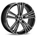 Диск Zinik Z35 (Machined w/Black Accent) 20x8.5/5-114 ET35